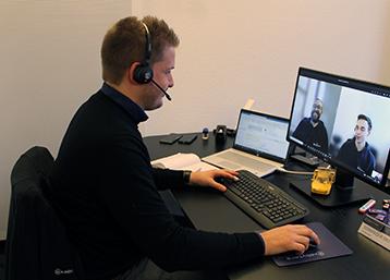 Exabyters unterstützt Unternehmen bei der Einbindung digitaler Tools wie Microsoft Teams
