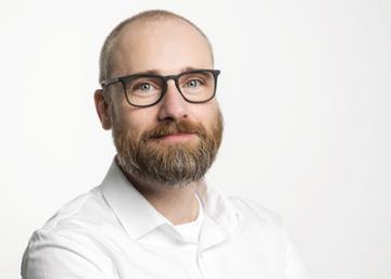 Exabyters Geschäftsführer Henrik Eifler