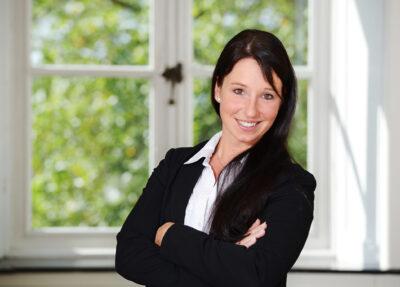 Jenny liebt ihren Job als Recruiterin bei Exabyters in Uelzen